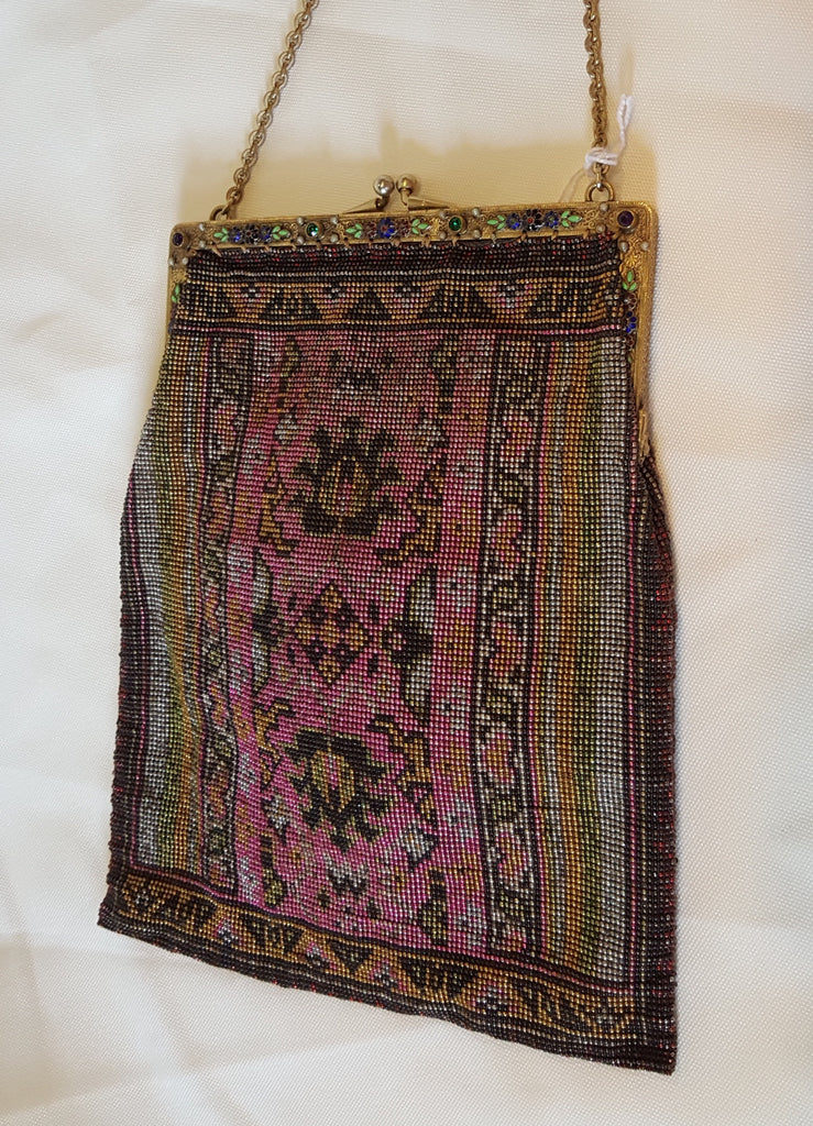 Edwardian Beaded Bag