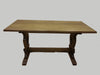 Oak Refectory Table 1930