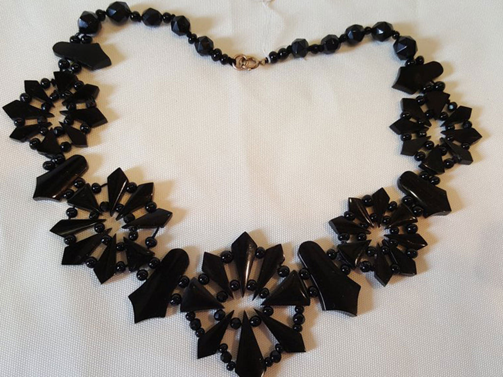 Whitby Jet Necklace