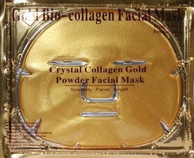 24K Gold Facial Masks