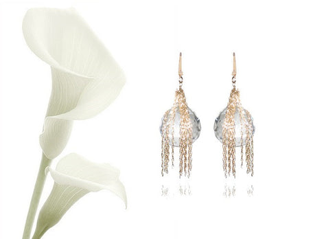 Chandelier Chain Earrings