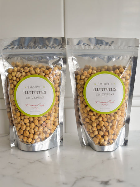 Smooth Hummus Chickpeas x 2