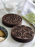 Cookie Molds, two styles