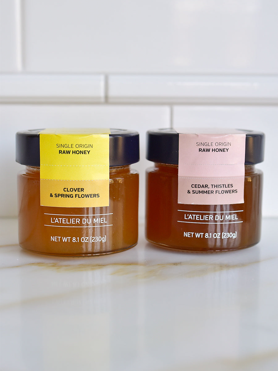 Honey Set from L'Atelier du Miel