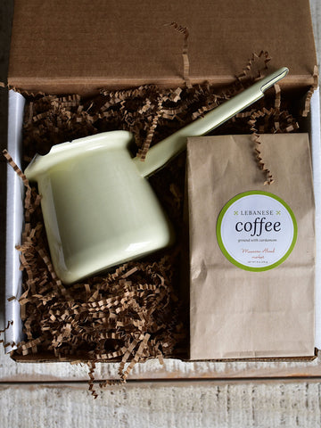 Lebanese Coffee Kit