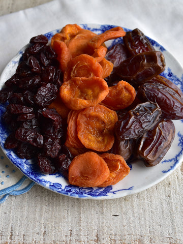 Dried Fruit Trio