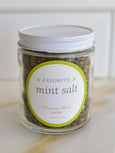 Favorite Mint Salt