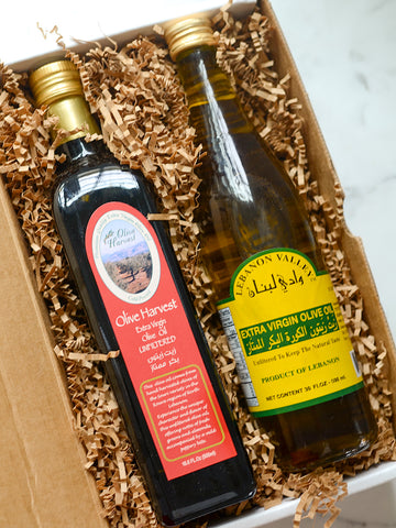 Boxed Olive Oil Gifts