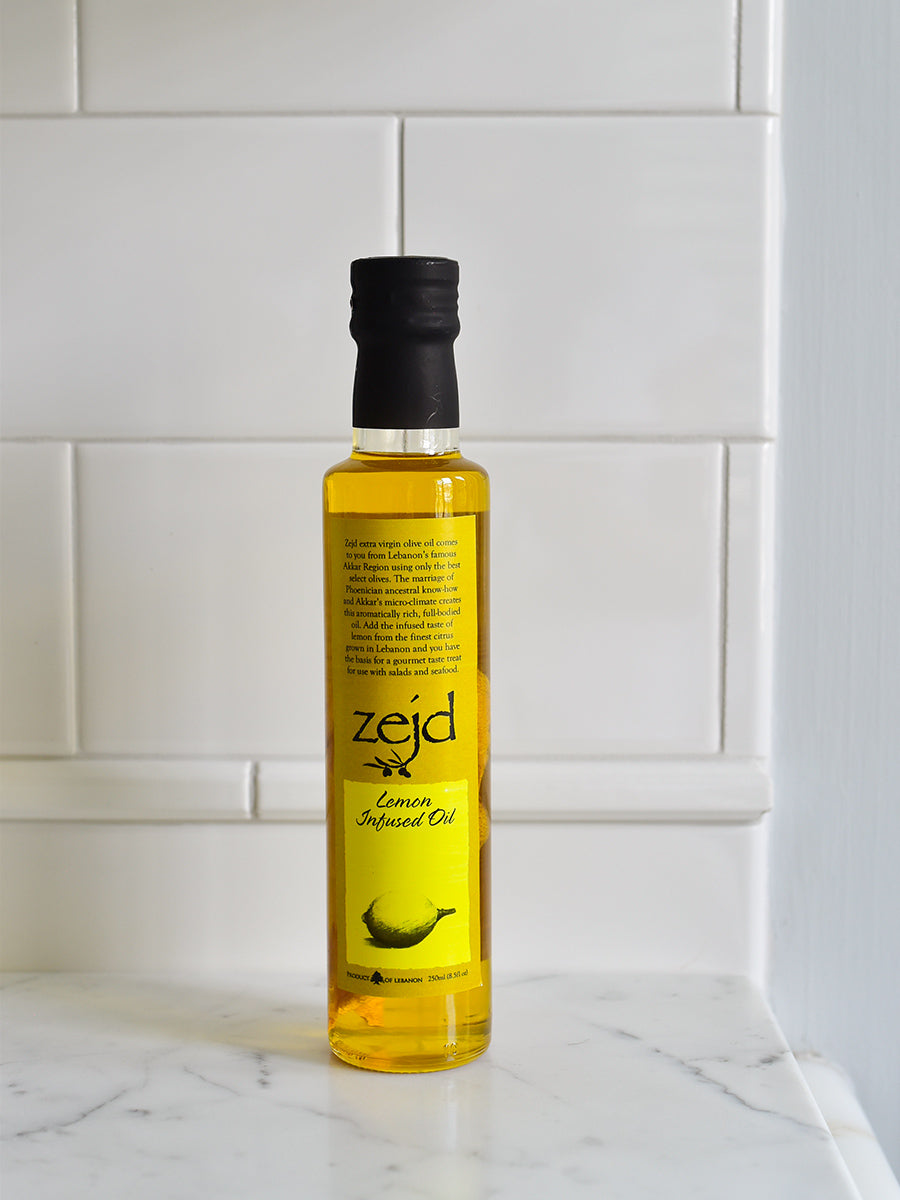 Zejd Lemon Infused