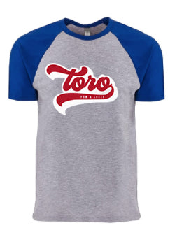 Retro Short Sleeve Raglan (Adult)