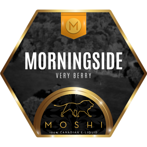 Morningside by Moshi - Premium Canadian E-liquid