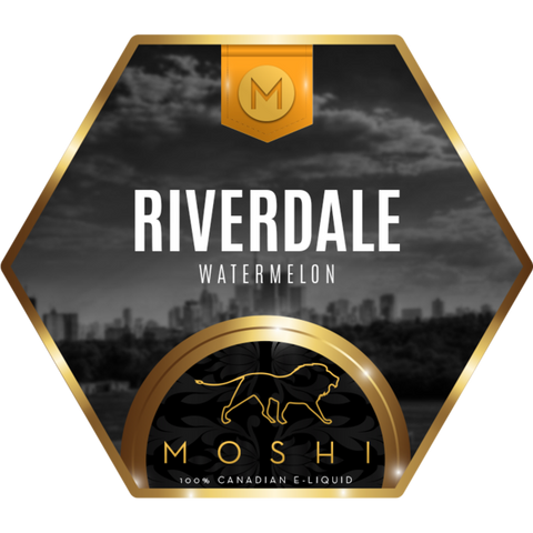 Riverdale by Moshi - Premium Canadian E-liquid
