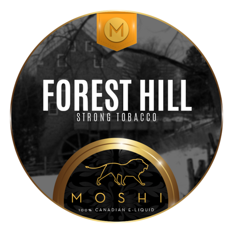 Forest Hill by Moshi - Premium Canadian E-liquid