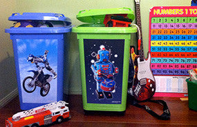 Kids Mini Bins