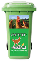 One Step for Animals - design 2
