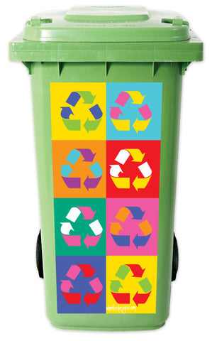 Recycle Warhol