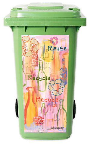 Recycle Watercolour