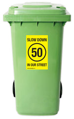 Slow Down Yellow