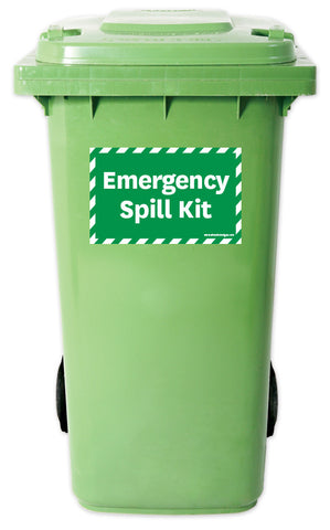 Spill Kit - Green Hazard