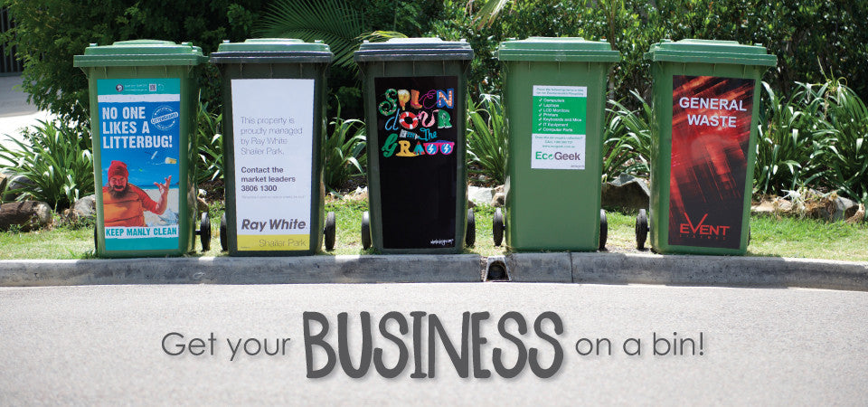 wheelie bin stickers - wheeliedesigns.com