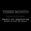 3 Mo. Project Kit Subscription
