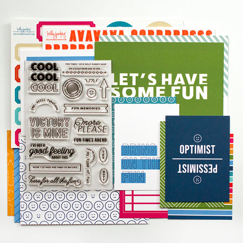 June's Project Kit: Fun Times