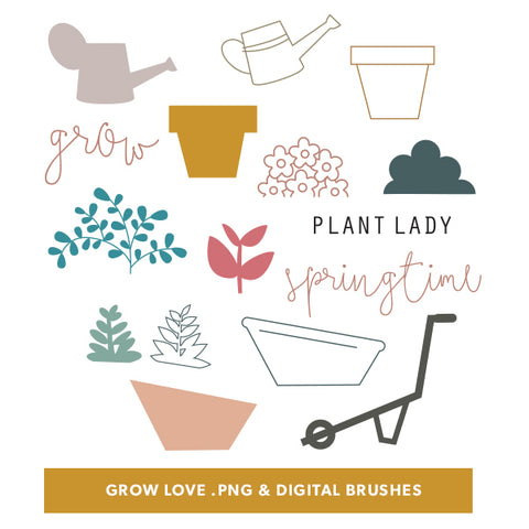 Grow Digital Files