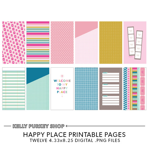 100% Fun Printable Pages