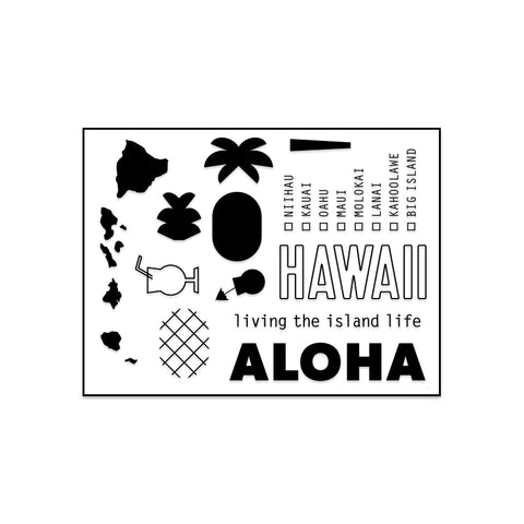 SECONDS Aloha