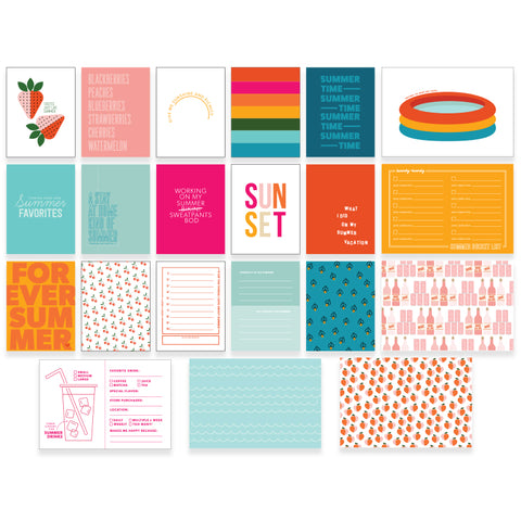 Freshly Squeezed Card Pack**
