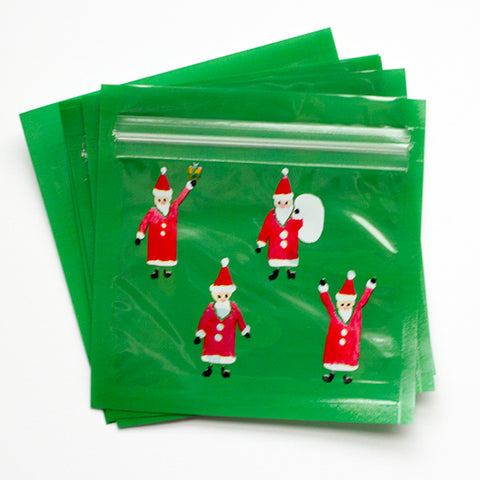 Holiday Pop-Up: Reusable Bags with Santa