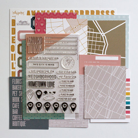 April's Project Kit: City Love