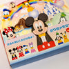 Holiday Pop-Up: Disney Mickey & Friends Origami Stationery Set