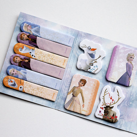 Holiday Pop-Up: Disney Frozen Nature is Magical Sticky Notes + Tabs