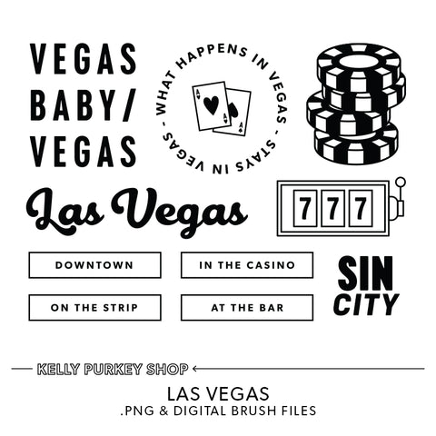 Las Vegas Digital Files