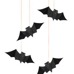 Bat decorations - Meri Meri