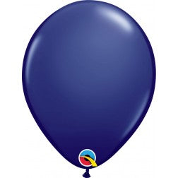 "11"" balloon - Navy"