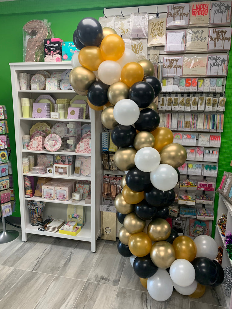 Balloon garland create your own - ready for you to hang or display