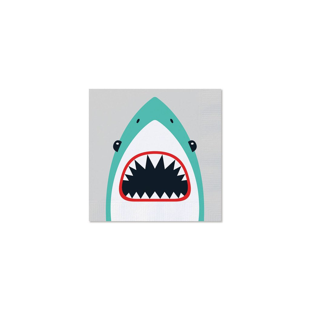 Shark napkins