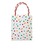 Spotty party bags - Meri Meri