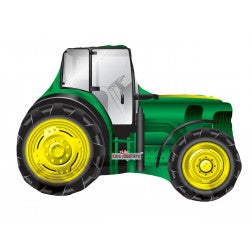 Tractor shape