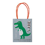 Dinosaur party bags - Meri Meri