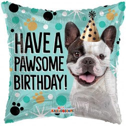 Have a pawsome birthday