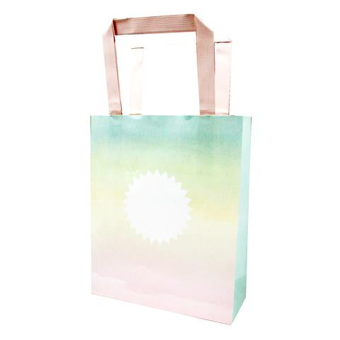 We heart pastels treat bags