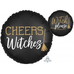 Cheers witches - witch please