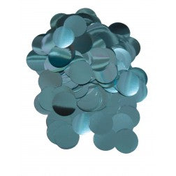 Metallic confetti - various colours