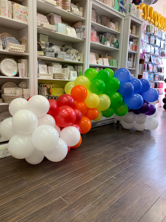 Balloon cluster - ready for you to hang or display