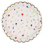 Party icon large plates - Meri Meri