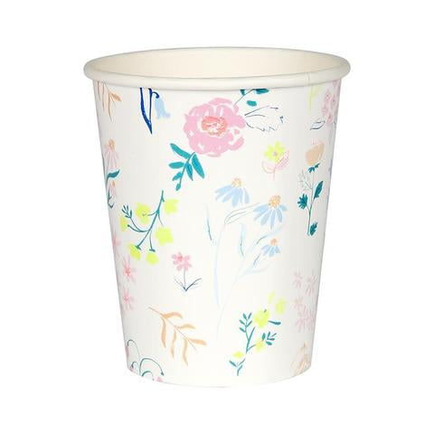 Wildflower cups - Meri Meri