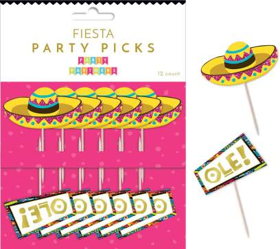 Fiesta party picks
